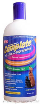 Complete Pet Stain and Odor Remover