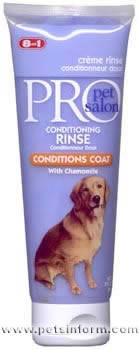 Conditioning Rinse with Chamomile