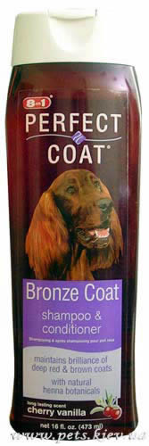 Bronze Coat Shampoo & Conditioner