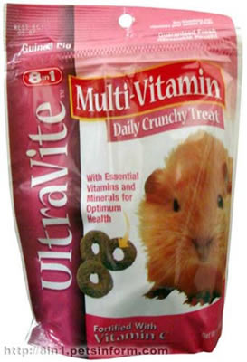 Multi-Vitamin for Guinea Pig